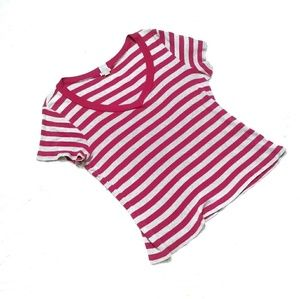Striped ribbed top from old navy